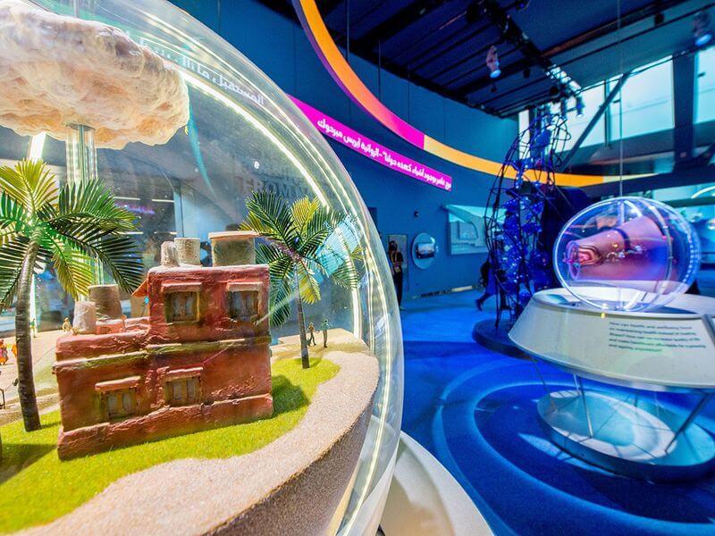 05 Terra - Time to Visit Terra  - The Sustainability Pavilion at Dubai Expo 2020