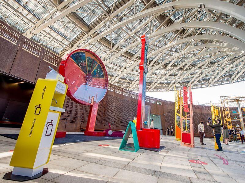 07 Terra - Time to Visit Terra  - The Sustainability Pavilion at Dubai Expo 2020