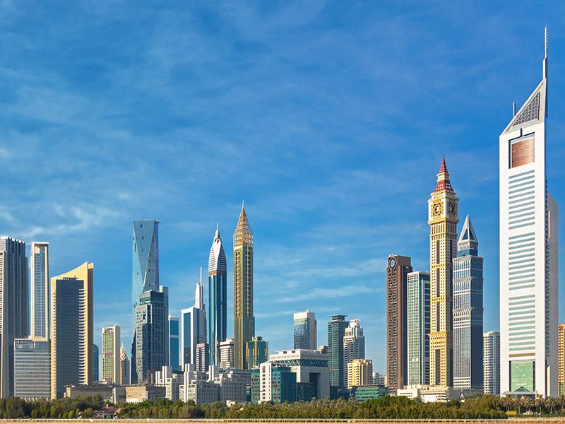 迪拜酒店投资