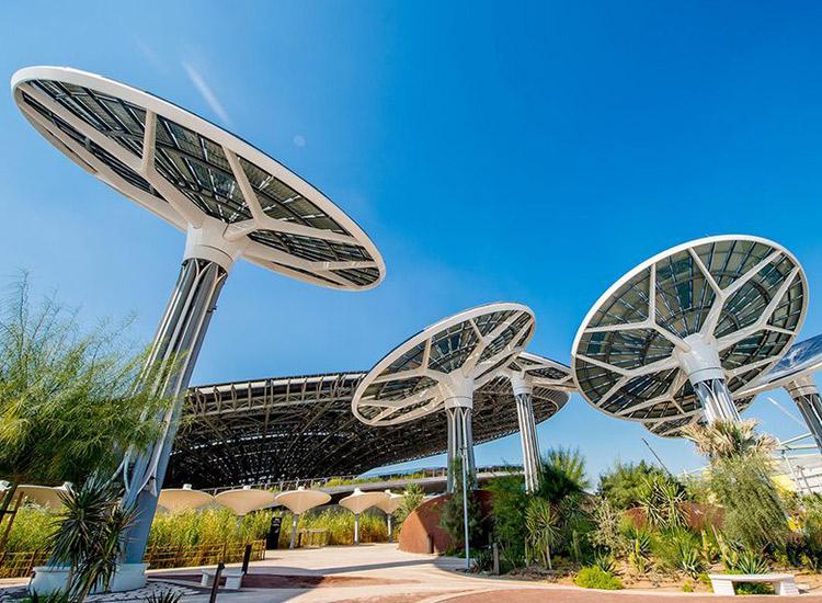 是时候参观Terra – 2020年迪拜世博会可持续发展馆