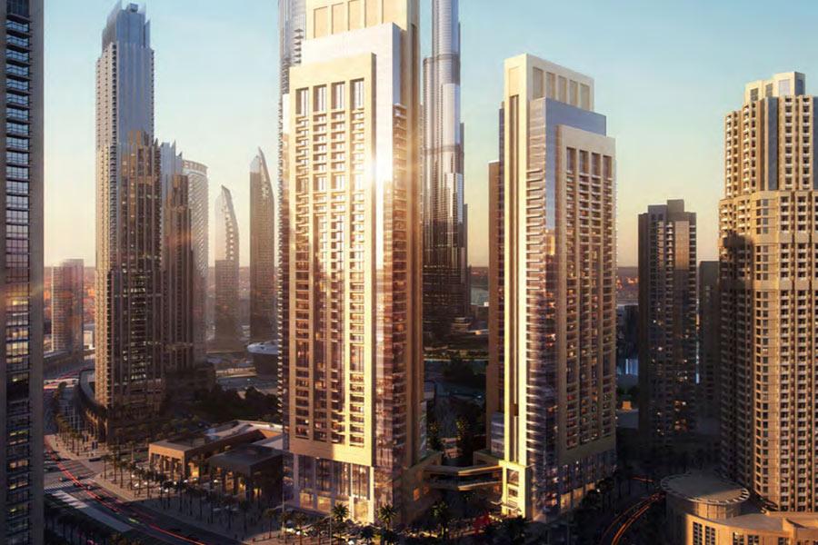 الفعل slider4 - الفعل الأول | الفصل الثاني في وسط مدينة دبي