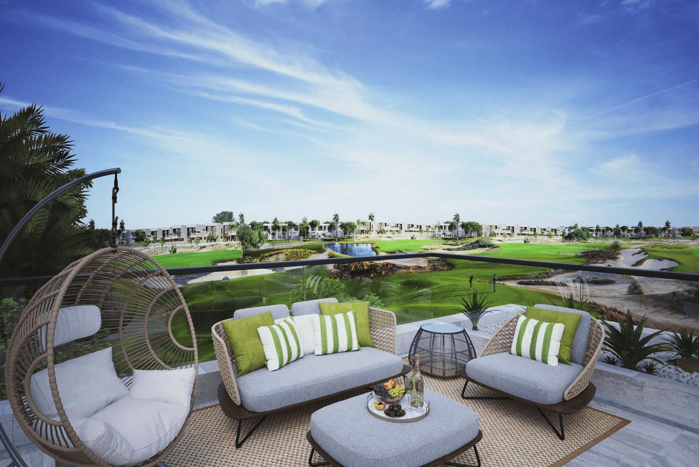 melrose villas 6 - Melrose Estates Golf Villas by Damac