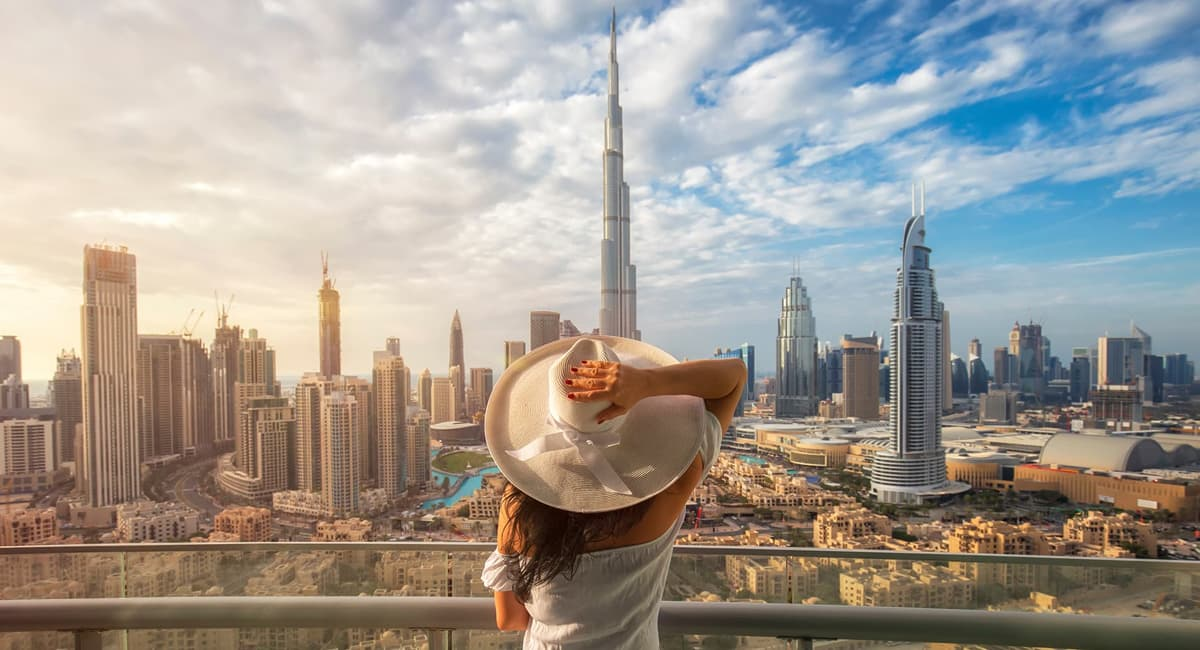 تأشيرة العمل عن بعد في دبي