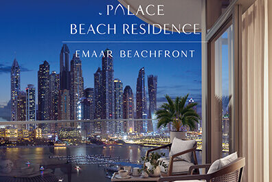 Palace Residences Emaar Beachfront