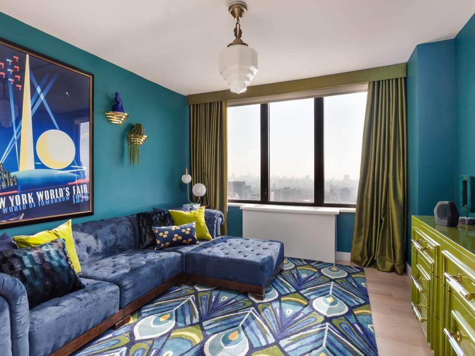8 типов стилей оформления интерьера гостиной