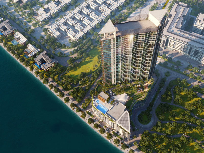 wave 1 - Waves - Sobha Waterfront District