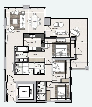 missoni Floor1 - Missoni - Urban Oasis