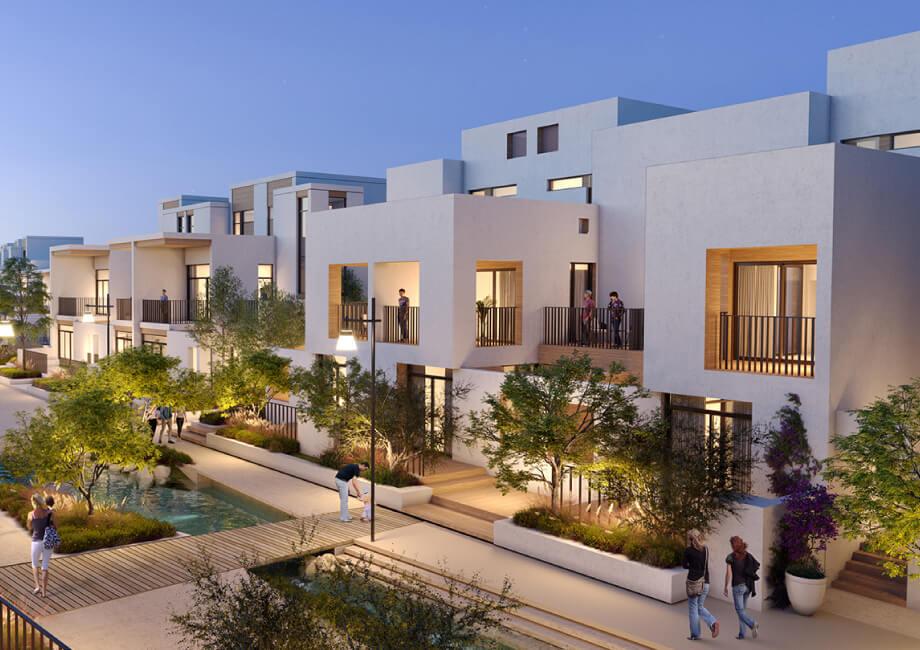 Top 5 Villa & Townhouse Communities in Dubai