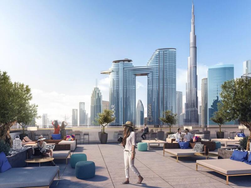 RoveCity 2 - Rove City Walk by Emaar