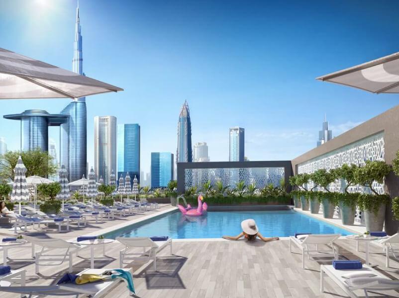 RoveCity 4 - Rove City Walk by Emaar